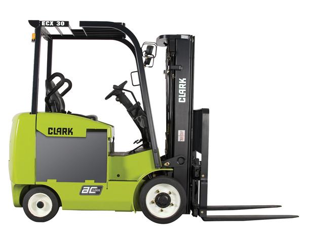 ECX Clark Forklift