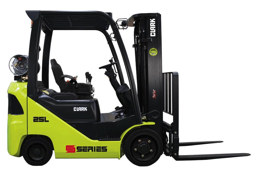 Clark Forklift Profile